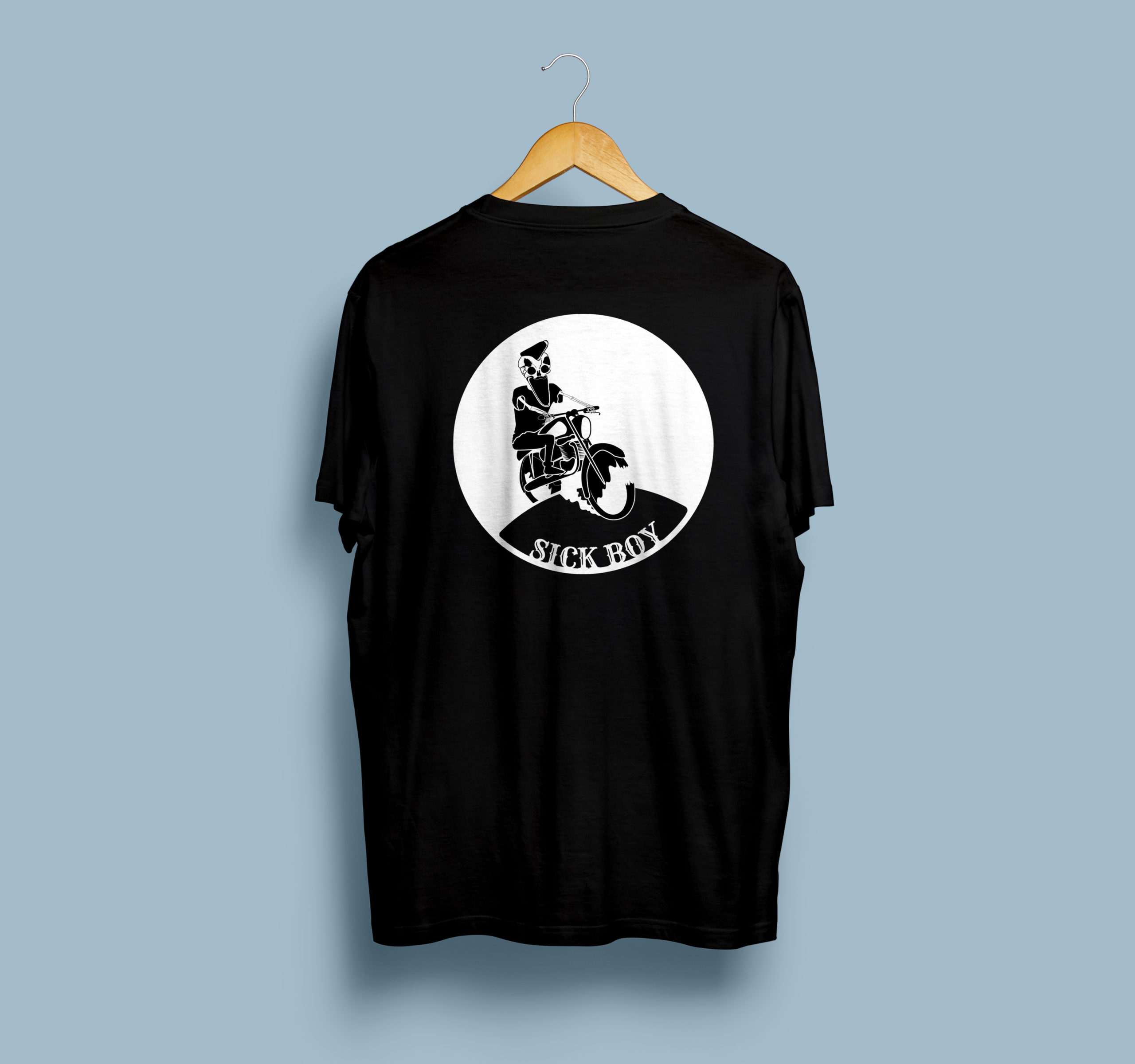 T-Shirt Mock-Up Back_black_3